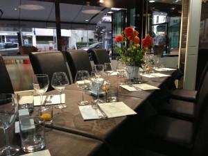 Repas d'anniversaire Brasserie Debourg