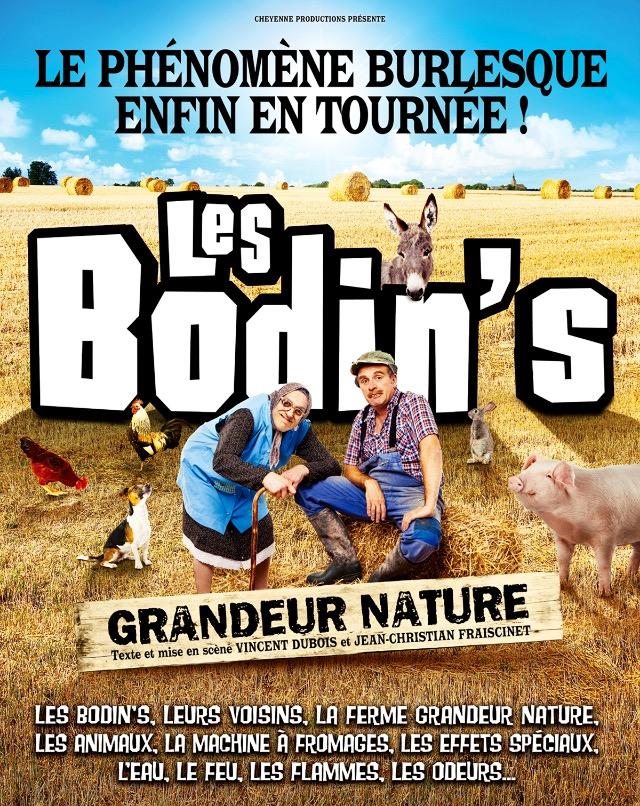 Les Bodin grandeur nature Brasserie Debourg