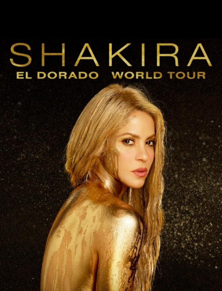 shakira concert halle tony garnier