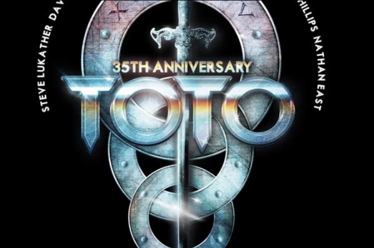 Toto concert lyon
