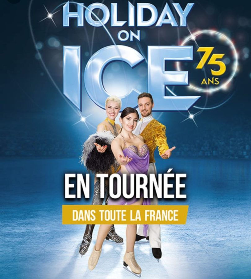 holiday on ice 75 ans