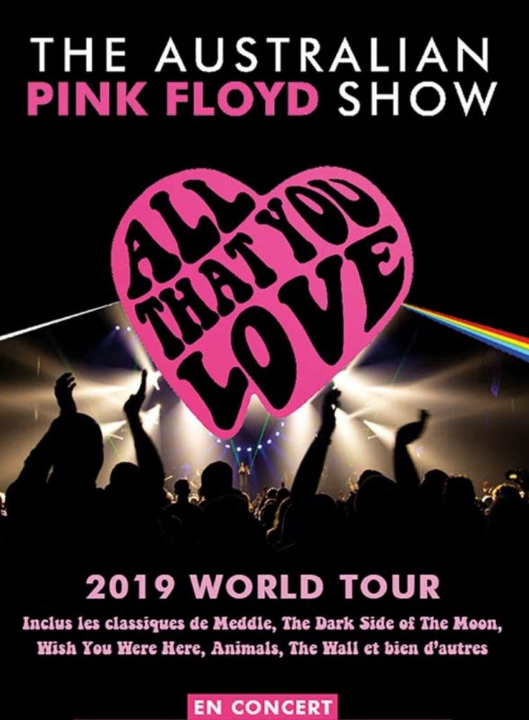 he australian pink floyd show